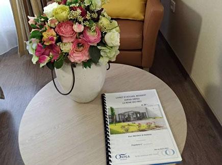 Etablissement d'Hébergement pour Personnes Agées Dépendantes - 59145 - Berlaimont - EHPAD Résidence La Reine des Prés