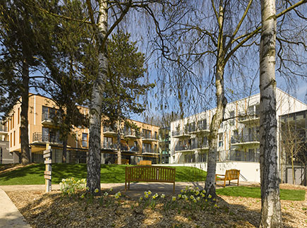Résidences avec Services - 59370 - Mons-en-Baroeul - Les Jardins d'Arcadie Mons-en-Baroeul