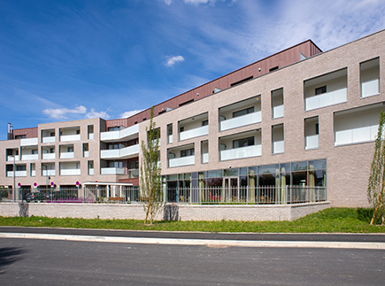 Résidences avec Services - 59700 - Marcq-en-Baroeul - Domitys L'Olympe - Résidence avec Services