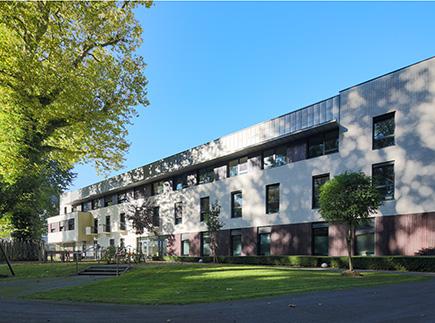 Centre de Soins de Suite - Réadaptation - 60120 - Breteuil - Institut Médical de Breteuil LNA Santé