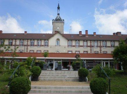 Etablissement d'Hébergement pour Personnes Agées Dépendantes - 60180 - Nogent-sur-Oise - EHPAD Résidence Saint-Vincent-de-Paul