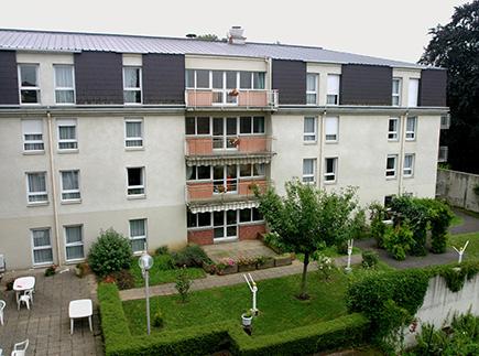 Etablissement d'Hébergement pour Personnes Agées Dépendantes - 60400 - Noyon - EHPAD Résidence Docteur Hallot