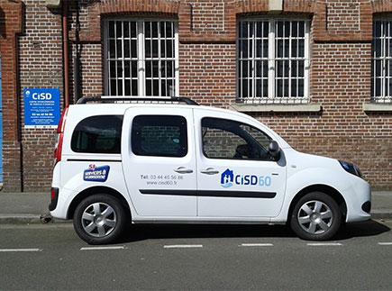 Services d'Aide et de Maintien à Domicile - 60000 - Beauvais - CISD Centre Intercommunal de Services à Domicile
