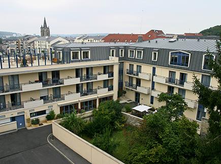 Etablissement d'Hébergement pour Personnes Agées Dépendantes - 60100 - Creil - EHPAD Résidence Les Bords de l'Oise
