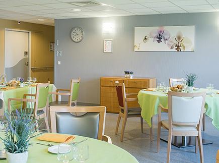 Etablissement d'Hébergement pour Personnes Agées Dépendantes - 60290 - Monchy-Saint-Éloi - Korian La Grande Prairie