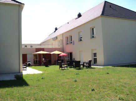 Etablissement d'Hébergement pour Personnes Agées Dépendantes - 60000 - Beauvais - EHPAD Résidence Le Clos du Beauvaisis