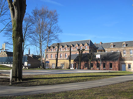 Formations Sanitaires et Sociales - 60000 - Beauvais - LTP et LPP Saint-Vincent-de-Paul