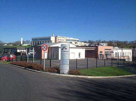 CMPR La Clairière - Centre de Médecine Physique et Réadaptation pour Enfants et Adolescents