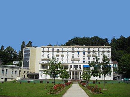 Centre de Soins de Suite - Réadaptation - 61140 - Bagnoles-de-l'Orne - SSR Le Parc (UGECAM)