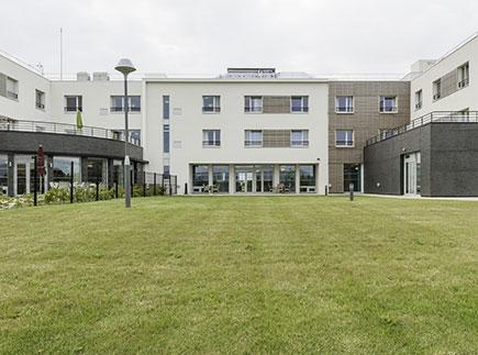 Etablissement d'Hébergement pour Personnes Agées Dépendantes - 61000 - Alençon - EHPAD Korian Le Diamant