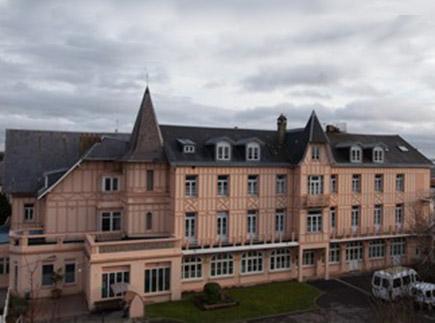 Foyer d'Accueil Médicalisé - 62608 - Berck - Foyer d'Accueil Médicalisé La Villa Normande Fondation Hopale