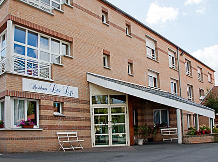 Etablissement d'Hébergement pour Personnes Agées Dépendantes - 62640 - Montigny-en-Gohelle - EHPAD Résidence Les Lys