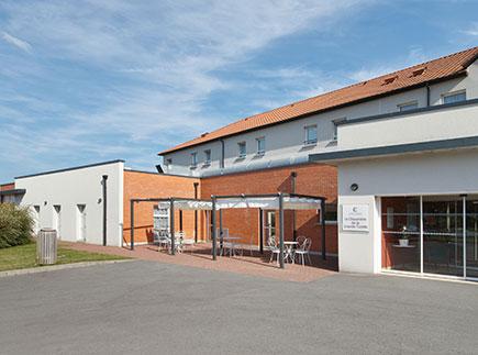 Etablissement d'Hébergement pour Personnes Agées Dépendantes - 62970 - Courcelles-lès-Lens - Colisée - Résidence La Chaumière de la Grande Turelle