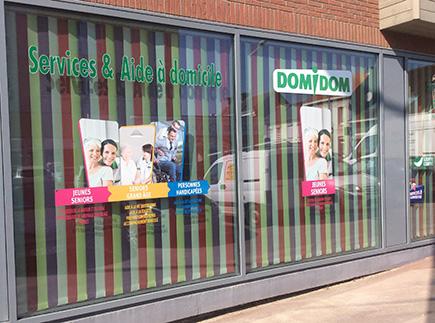 Services d'Aide et de Maintien à Domicile - 62600 - Berck - Domidom Services