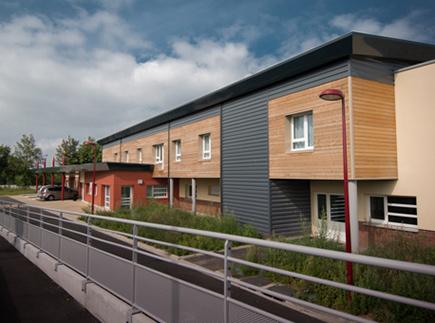 Etablissement d'Hébergement pour Personnes Agées Dépendantes - 62430 - Sallaumines - EHPAD Le Pain d'Alouette (Fondation Partage et Vie)