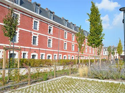Résidences avec Services - 62000 - Arras - Résidence Services Seniors Les Jardins d'Artois Cogedim Club®