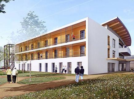 Etablissement d'Hébergement pour Personnes Agées Dépendantes - 63720 - Ennezat - EHPAD Le Bosquet - CIAS Riom - Limagne et Volcans