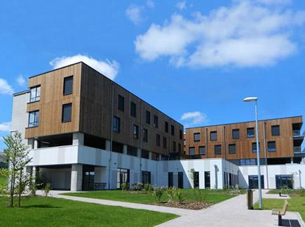 Centre de Soins de Suite - Réadaptation - 63330 - Pionsat - CMPR de Pionsat - APAJH