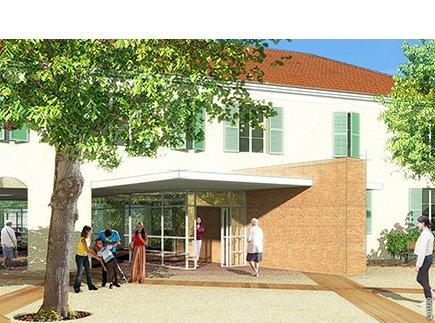 Etablissement d'Hébergement pour Personnes Agées Dépendantes - 63310 - Randan - EHPAD Les Tilleuls