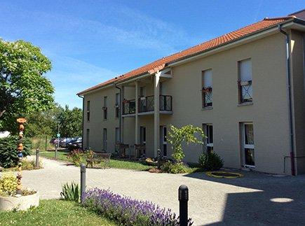Etablissement d'Hébergement pour Personnes Agées Dépendantes - 63310 - Randan - EHPAD Villa Claudine
