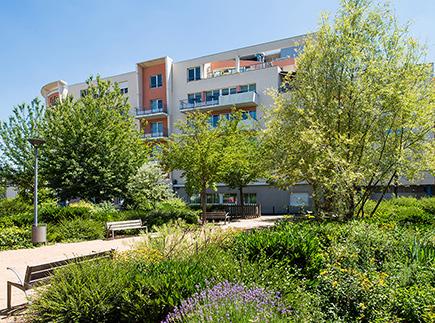 Etablissement d'Hébergement pour Personnes Agées Dépendantes - 63370 - Clermont-Ferrand - Korian L'Oradou