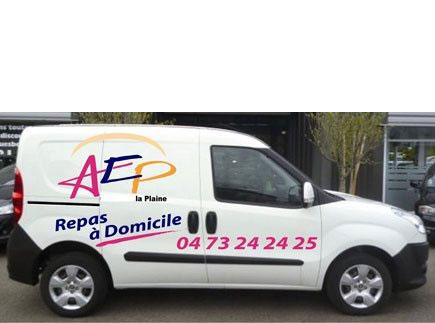 Services d'Aide et de Maintien à Domicile - 63018 - Clermont-Ferrand - AEP La Plaine - EURL