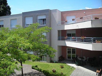 Etablissement d'Hébergement pour Personnes Agées Dépendantes - 63540 - Romagnat - EHPAD Les Tonnelles
