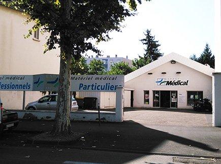 Matériel Médical - 63100 - Clermont-Ferrand - Espace Médical