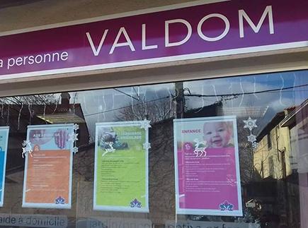 Services d'Aide et de Maintien à Domicile - 63800 - Cournon-d'Auvergne - Valdom