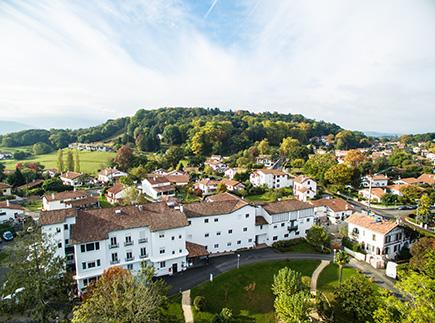 Centre de Soins de Suite - Réadaptation - 64250 - Cambo-les-Bains - Centre Médical Annie Enia