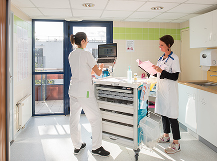 Centre de Soins de Suite - Réadaptation - 64290 - Gan - Korian - Clinique L'Ossau