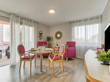 Maison de Retraite Non Médicalisée - 64140 - Billère - Résidence Services La Pastourelle