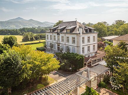 Centre de Soins de Suite - Réadaptation - 64250 - Cambo-les-Bains - Korian - Clinique Marienia