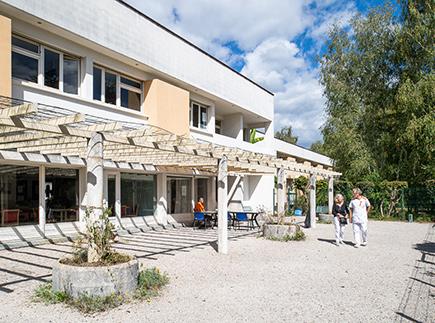 Prise en charge Santé Mentale - 65690 - Barbazan-Debat - Korian - Clinique Piétat