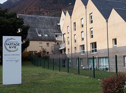 Etablissement d'Hébergement pour Personnes Agées Dépendantes - 65240 - Guchen - EHPAD - Résidence Les Logis d'Aure (Fondation Partage et Vie)