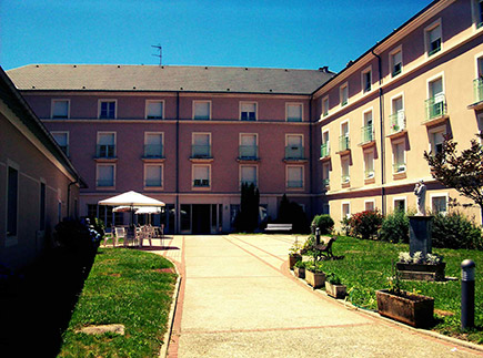 Etablissement d'Hébergement pour Personnes Agées Dépendantes - 65380 - Ossun - ANRAS EHPAD Résidence Saint-Joseph