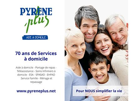 Services d'Aide et de Maintien à Domicile - 65001 - Tarbes - Association Pyrène Plus - Services de Proximité