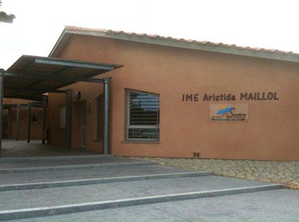 Institut Médico-Éducatif - 66430 - Bompas - Institut Médico-Éducatif Aristide Maillol
