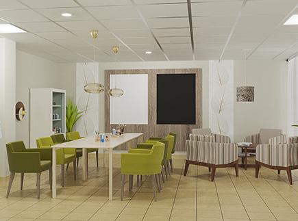 Etablissement d'Hébergement pour Personnes Agées Dépendantes - 66000 - Perpignan - EHPAD Résidence Jean Balat (Fondation Partage et Vie)