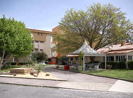 Etablissement d'Hébergement pour Personnes Agées Dépendantes - 66750 - Saint-Cyprien - EHPAD Résidence Louis Pasteur
