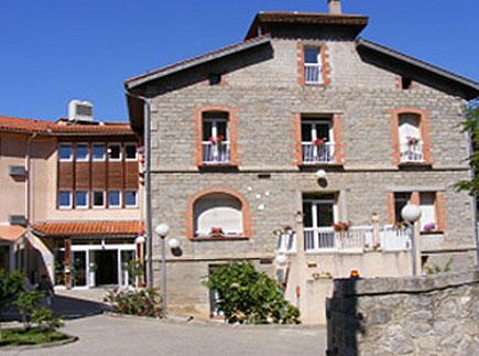 Etablissement d'Hébergement pour Personnes Agées Dépendantes - 66820 - Vernet-les-Bains - EHPAD Les Airelles