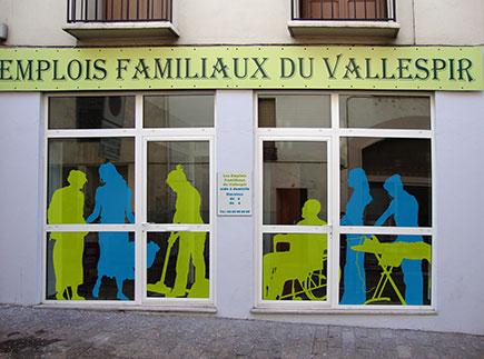 Services d'Aide et de Maintien à Domicile - 66150 - Arles-sur-Tech - Association Les Emplois Familiaux du Vallespir
