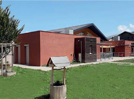 Maison d'Accueil Spécialisée - 66340 - Osséja - ALEFPA Le Joyau Cerdan - MAS Les Myrtilles
