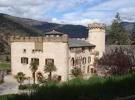 Maison de Retraite Non Médicalisée - 66360 - Nyer - Petite Unité de Vie (PUV) Le Château de Nyer