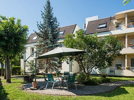 Etablissement d'Hébergement pour Personnes Agées Dépendantes - 67000 - Strasbourg - Korian L'Air du Temps