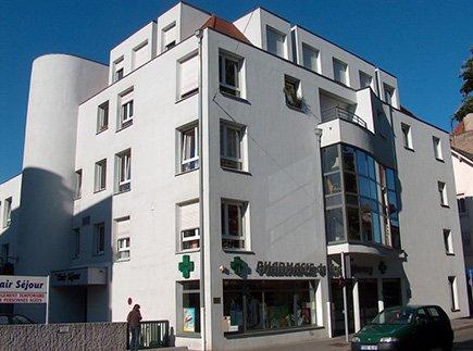 Maison de Retraite Médicalisée - 67200 - Strasbourg - Hébergement Temporaire - EHPAD Clair Séjour