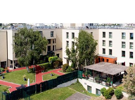 Etablissement d'Hébergement pour Personnes Agées Dépendantes - 67300 - Schiltigheim - EHPAD Résidence de L'Aar