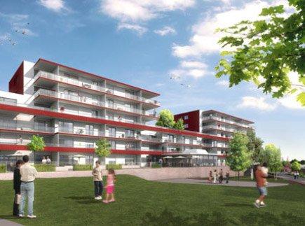 Résidences avec Services - 67000 - Strasbourg - Le Jardin des Deux Rives, Résidence avec Services Ovelia
