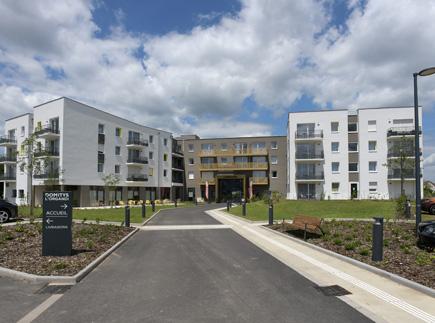 Résidences avec Services - 68260 - Kingersheim - Domitys L'Organdi - Résidence avec Services