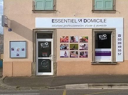 Alsace Domicile - Franchise Essentiel et Domicile
